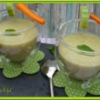 Soupe de concombre