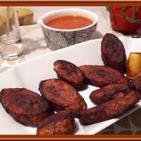 Alokos Bananes plantain frites