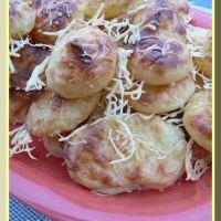 Croquettes de pommes de terre au Comté
