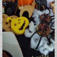 Friandises d'Halloween - Les sablés