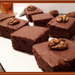 Gâteau au Thé noir