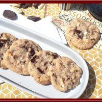 Cookies aux trois chocolats de Cyril Lignac