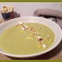 Corn chowder (soupe de maïs)