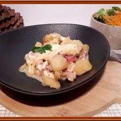 Pommes de terre à la raclette