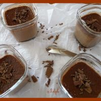 Crèmes noisettes-chocolat