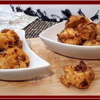 Cookies au chorizo et tomates séchées
