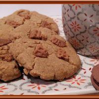 Cookies aux trois ingrédients, spéculoos