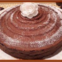 Ultra fondant au chocolat et crème de marrons